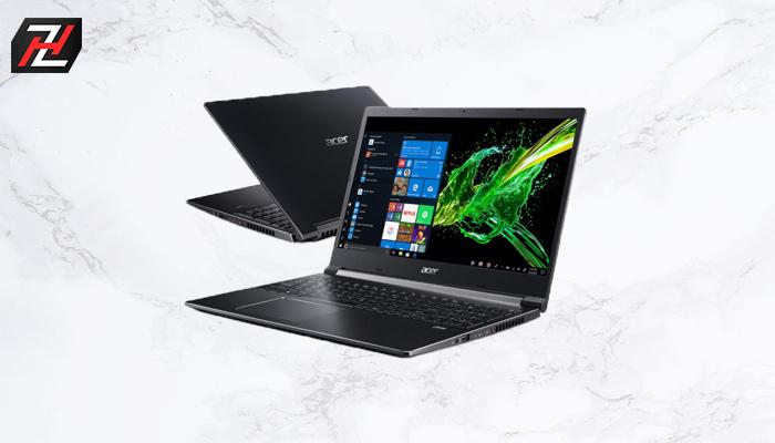مشخصات فنی لپ تاپ ایسر مدل Acer Aspire A715 رم 8 گیگابایت