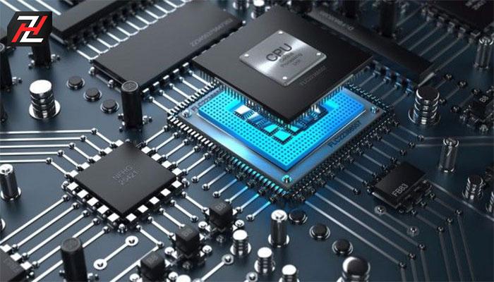 فرکانس متغیر پردازندهها