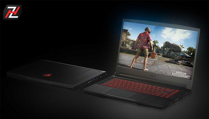 بهترین لپ تاپ Gaming: لپ تاپ MSI GF 63 8RB