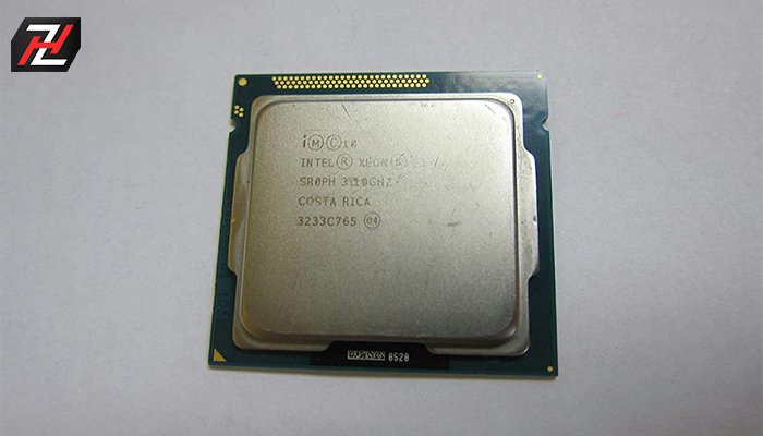 پردازشگر لپ تاپ Xeon E3