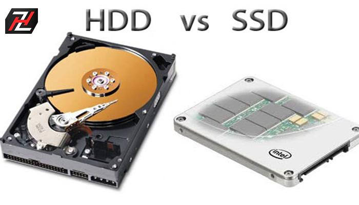 مزایا و برتری هاردهای SSD نسبت به هاردهای HDD