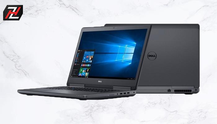 مشخصات فنی لپ تاپ دل Dell 7510 Core i7 6820HQ رم 8 گیگابایت