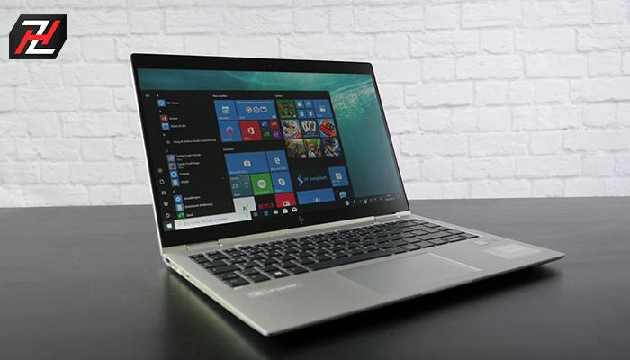 بهترین لپ تاپ های مناسب کدنویسی و برنامه نویسی: لپ تاپ HP EliteBook X360 1040 G5
