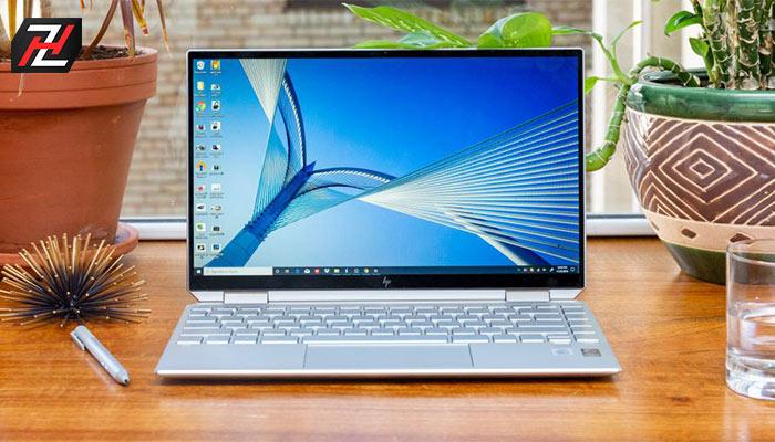 بهترین لپ تاپ های مناسب کدنویسی و برنامه نویسی: لپ تاپ HP Spectre X360