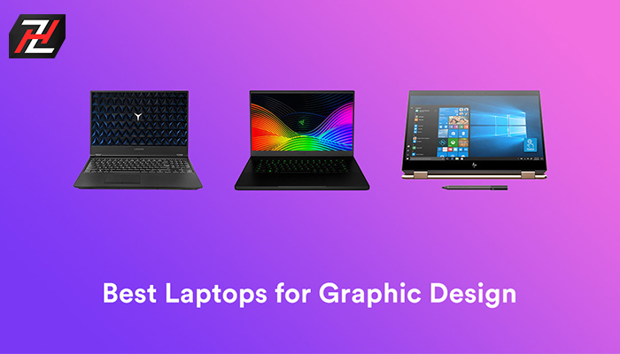 معرفی بهترین لپ تاپ برای کارهای گرافیکی