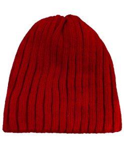 کلاه اسپرت دو لایه قرمز