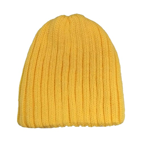 کلاه اسپرت دو لایه زرد