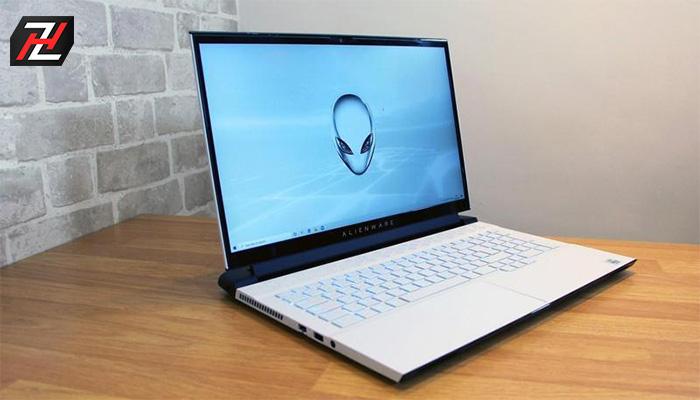 Alienware m17 R3 از بهترین لپ تاپ های بازی
