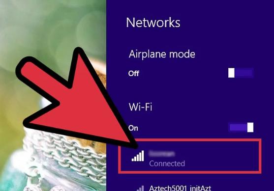 برای اتصال ماوس بلوتوث به لپ تاپ به اینترنت متصل شوید
