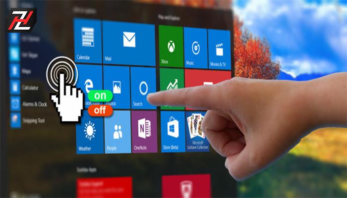 آموزش سریع و آسان فعال یا غیرفعال کردن صفحه لمسی در لپ تاپ