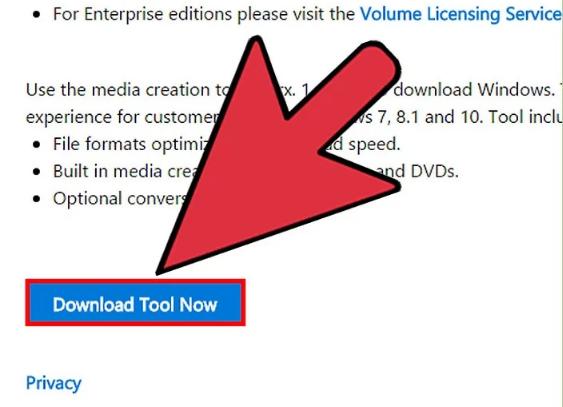 دیسک نصب ویندوز خود را پیدا یا ایجاد نمایید