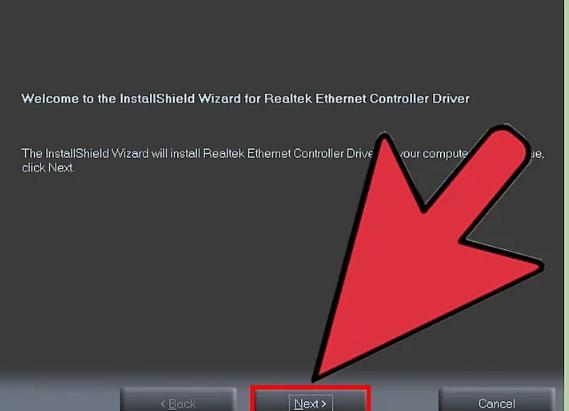 درایورها را از درایو CD یا USB خود نصب نمایید