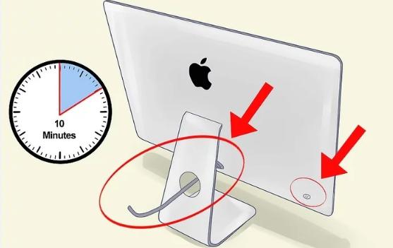 Install RAM on the iMac