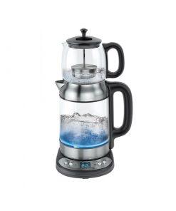 چای ساز پیرکس دیجیتال دلمونتی مدل DL 440