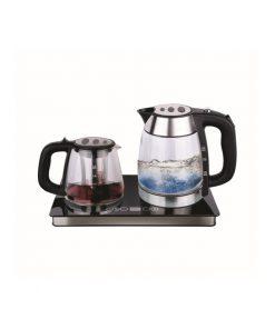 چای ساز صفحه لمسی پیرکس دلمونتی مدل DL 420