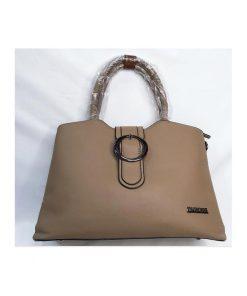 کیف چرم زنانه تایهانگ کد 101 قهوه ای