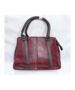 کیف قرمز زنانه کد 129