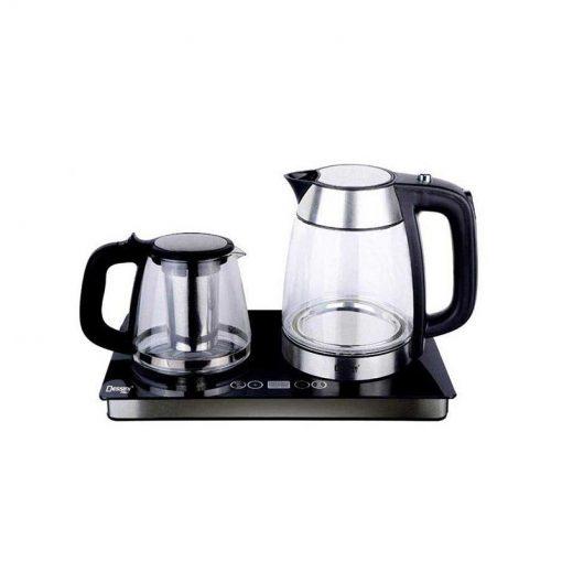 چای ساز صفحه ای دسینی مدل 8008