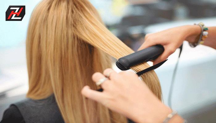 استفاده صحیح از اتو مو مناسب مو نازک انزو