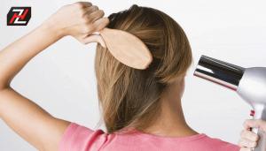 روغن مو برای سشوار